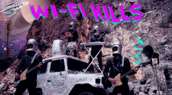 Wi Fi Kills, foto da banda