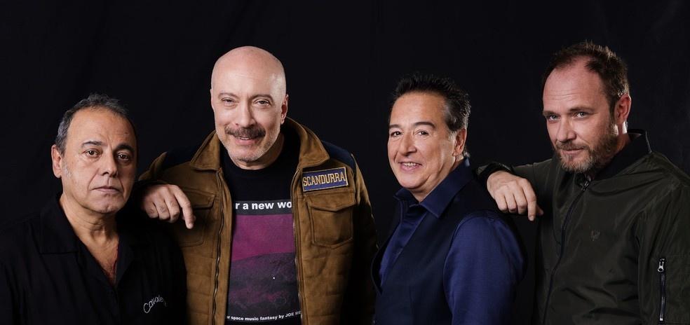 Ira!, foto da banda em 2020