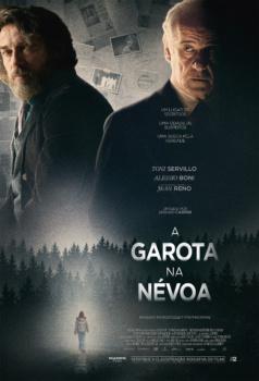 A Garota na Névoa, poster