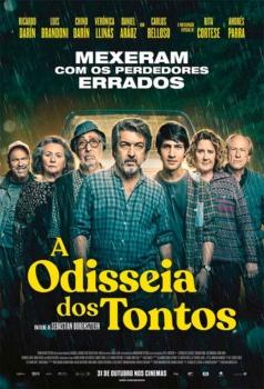 A Odisseia dos Tontos, poster