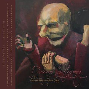 Capa do álbum Voto de SIlêncio, de Dolores Fantasma