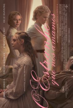 O Estranho que Nós Amamos, cartaz do filme