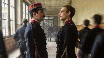 O Oficial e o Espião, imagem de cena do filme