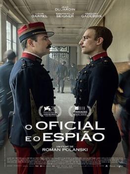O Oficial e o Espião, poster