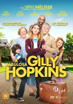 A Fabulosa Gilly Hopkins Poster