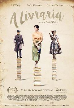 A Livraria (2017) - Cartaz do filme