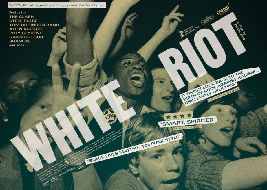 White Riot Documentário