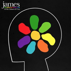 James - All The Colours of You capa