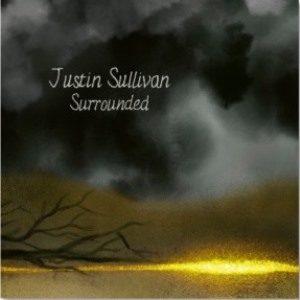 Capa de Sorrounded, de Justin Sullivan