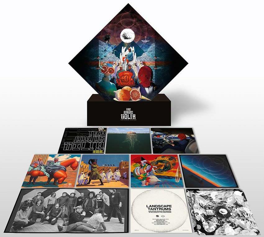 La realidad de Los Sueños - Mars Volta