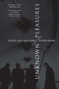 Capa do livro Unknown Pleasures, de Peter Hook