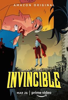 Poster da série Invincible