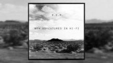 Foto do álbum New Adventures in Hi-Fi, do R.E.M.