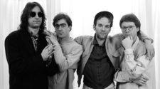 Foto da banda R.E.M.