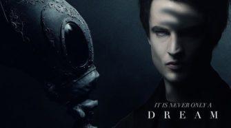 Cartaz da série Sandman, da Netflix