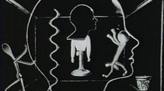 Capa do álbum Slowdive e a referência à obra de Harry Everett Smith